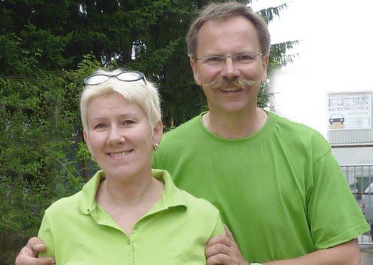 Gabriele und Gunnar Wulff