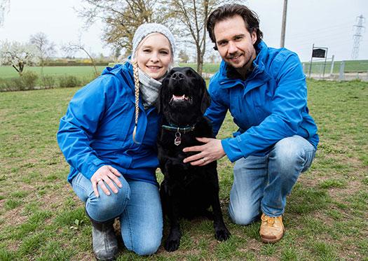 Nadine und Markus Herrmann